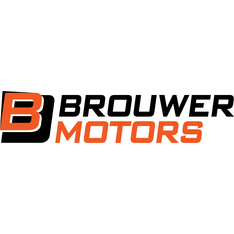 BRS Trading, Brouwer Motors_logo op wit ...