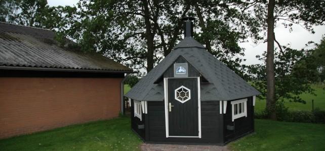 Veluwse Zandhappers Clubhuis