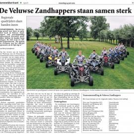 Barneveldse Krant Veluwse Zandhappers