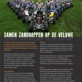 Samen Zandhappen op de Veluwe