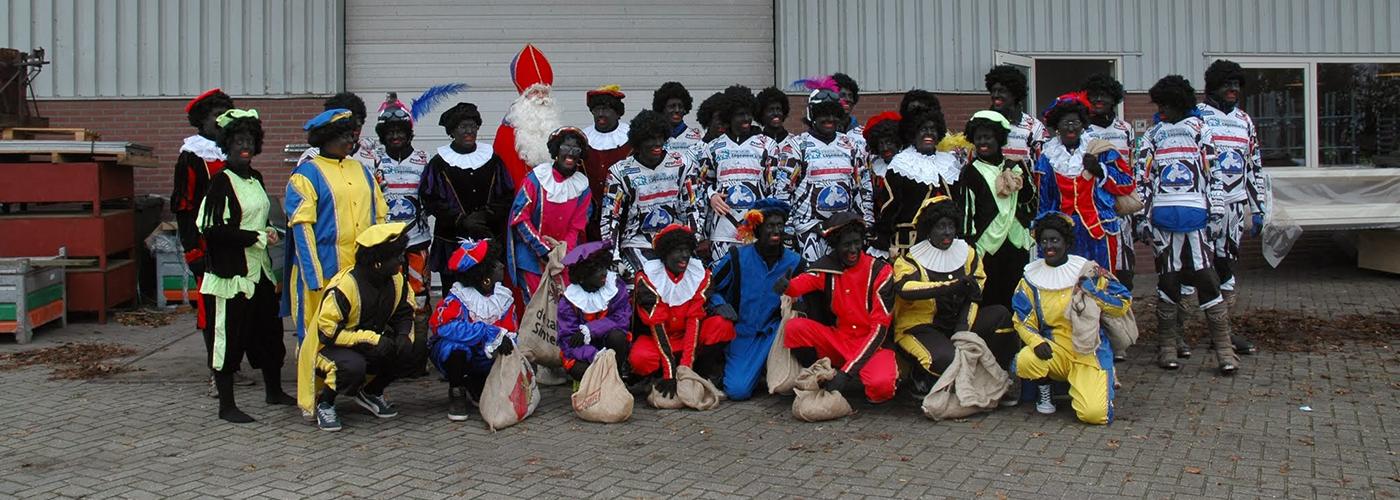 Sinterklaas in Terbroek